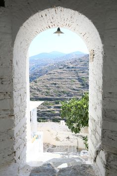 Kastro - Sifnos island, Greece. - Selected by www.oiamansion.com
