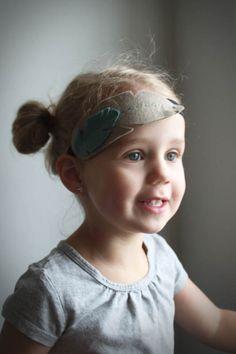 Adorable felt headband