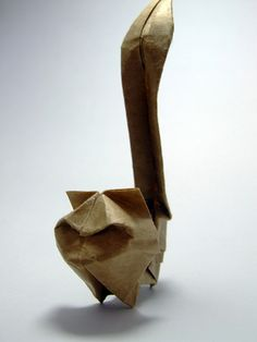 chat origami by Kartela Origami