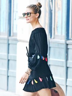 Olivia+Palermo+Just+Wore+a+Dress+Fashion+Girls+Will+Freak+Out+Over+via+@WhoWhatWear