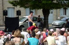 The Absurcus show, Brienne en Scène 2013