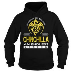 CHINCHILLA An Endless Legend (Dragon) - Last Name, Surname T-Shirt