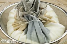 Icing, Napkins, Desserts, Food, Cream Cheese Recipes, Homemade Recipe, New Kitchen, Meal, Towels