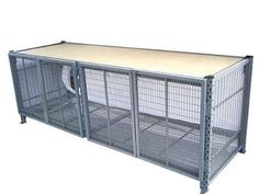 "Rack'n Stack Warehouse Lockable Longspan Workstation. ""Keeping your tools safe"""