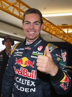 Craig Lowndes Photos: Perth 400 - V8 Supercars: Qualifying And Race 16