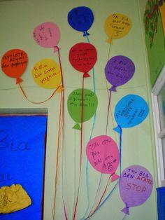 """παιχνιδοκαμώματα στου νηπ/γειου τα δρώμενα: """" 6 Μαρτίου Πανελλήνια Ημέρα κατά της σχολικής βίας και εκφοβισμού """" Anti Bullying, Day, Projects, Kids, Activities, School, Log Projects, Young Children, Blue Prints"""