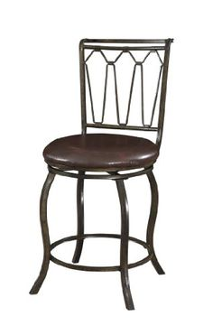 Special Offers - Powell Company Big and Tall Triple Cone Counter Stool - In stock & Free Shipping. You can save more money! Check It (May 03 2016 at 02:01PM) >> http://kitchenislandusa.net/powell-company-big-and-tall-triple-cone-counter-stool/