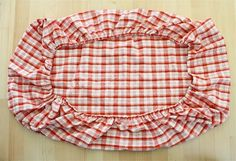 Crib Sheet DIY Tutorial this one is a great, easy to follow tutorial! Who knew it was this easy to make a crib sheet!!
