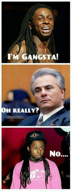Created by me for the sake of old school gangsters like John Gotti.