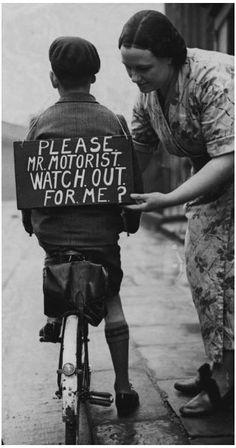 please mr motorist
