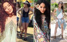 Confira 52 looks lacradores que as famosas usaram no Coachella! - Moda - CAPRICHO