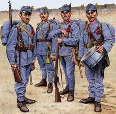 Состояние австро-венгерской армии накануне первой мировой