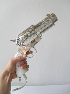 The 357 Magnum Gun Hair Dryer. I need this for work!