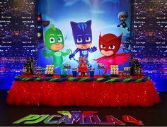 Geniales ideas para los pequeños de tres a 6 años de edad, sus héroes Connor, Amaya y Greg, llevan vidas normales durante el día, son vec...
