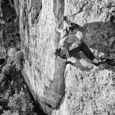 """""""The goal of Project Siurana was to give back to the local climbing community by lending a hand to help take care of this beautiful climbing environment"""" Global Sports Marketing Manager @jthesenga says. Watch the video and read the story link in profile. #projectsiurana #liveclimbrepeat Photo: @bernardo_gimenez by blackdiamond"""
