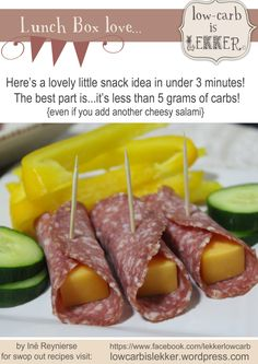 Banting Meal Plan Low - carb is lekker. A Proudly South African Low carb, High fat, Survival Guide