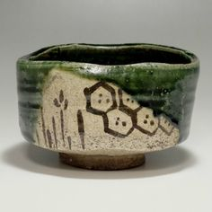 in Antiques, Asian Antiques, Japan Japanese Ceramics, Japanese Pottery, Matcha, Clay Bowl, Japanese Aesthetic, Chawan, Tea Bowls, Tea Ceremony, Antique Shops