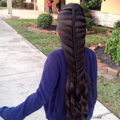 Curly Hair Styles, Natural Hair Styles, Hair Goals, Braided Hairstyles, Stylists, Braids, Dreadlocks, Beauty, Beautiful