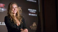 Joe Rogan: 'Ronda Rousey Is Best Female Combat Athlete Ever' Ronda Rousey #RondaRousey