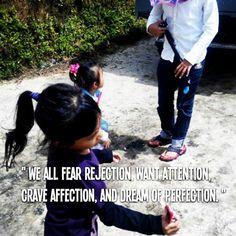 Azlibaloi | Fear of rejection ?
