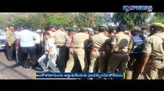 Protest against shifting of Erragadda market - Express TV