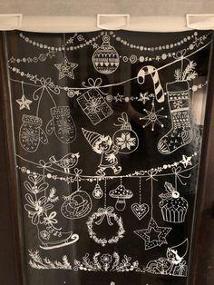 Chalkboard Walls, Decoration, Alexander Mcqueen Scarf, Fashion, Weihnachten, Craft, Decor, Moda, Slat Wall