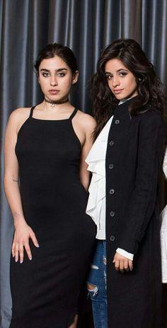 Lauren and Camila