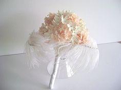 Wedding Bouquet Bridal Bouquet Alternative Wedding by parsi