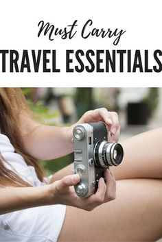 List of travel essentials to pack for your next adventure. check it out :)