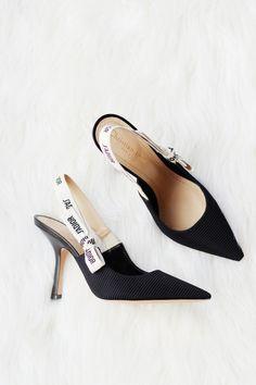 Dream Shoes: Dior J'Adior Slingback Pumps Review