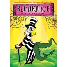 Beetlejuice: Season Two & Three