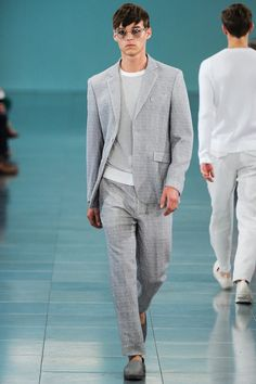 Nicole Farhi Spring 2014 Menswear Collection Slideshow on Style.com