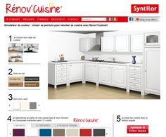 9 meilleures images du tableau simulateur r nov 39 cuisine - Simulateur peinture cuisine gratuit ...
