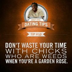 Crazy Eyes Dating Tips OITNB