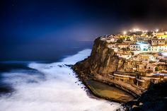 Azenhas do Mar, Lisbon Region, Portugal by Nuno Trindade, via 500px