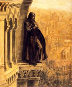 Inspiration for Maeglin in Gondolin