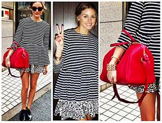 THE OLIVIA PALERMO LOOKBOOK: Olivia Palermo in Tokyo