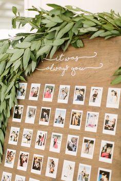 A Wedding Draped Head to Toe in Greenery