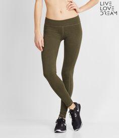 LLD #BESTBOOTYEVER Solid Leggings - Aéropostale®