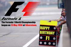 Happy Birthday F1! :D