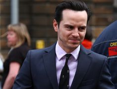 Andrew Scott James Bond Villain