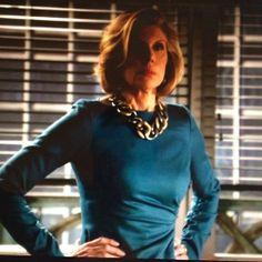 Diane Lockhart, necklace