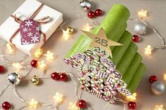 Askartele oma joulukalenteri