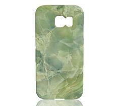 Jade Marble Phone Case - Samsung Galaxy S6 Edge
