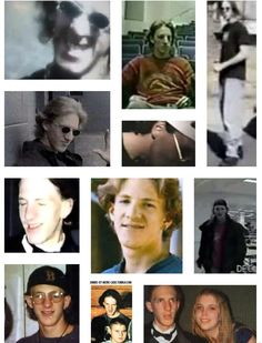"some rare photos of dylan klebold you know you're in too deep when you are very very familiar with even the ""rare"" photos of dylan klebold Columbine Shooters, Columbine High School Massacre, Senior Student, Natural Born Killers, Criminology, School Shootings, Serial Killers, True Crime, Rare Photos"