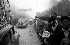 Tour de France 1953.   Frank Scherschel—Time & Life Pictures/Getty Images