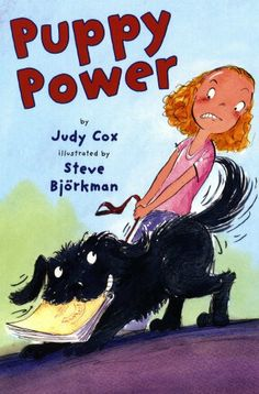 Puppy Power by Judy Cox