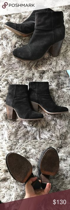 Rag & Bone Booties Runs small. Size 8.5 will fit a US 8. No trades. Great condition. rag & bone Shoes Ankle Boots & Booties