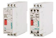 Relés Control de Fase & Temperatura -T y TST-24 - Fanox