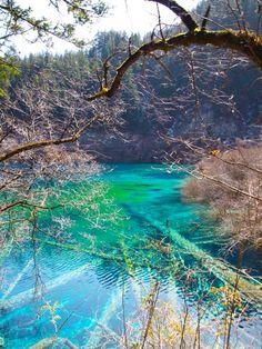 juizhaigou national park